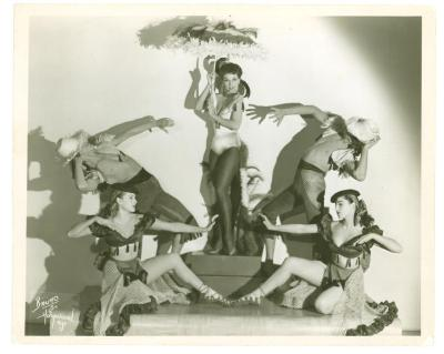 Anita Vélez Dancers