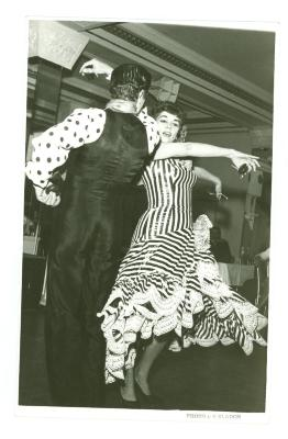 Vélez Mitchell and partner