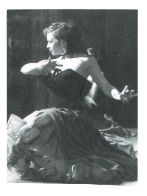 Vélez Mitchell with the Marina Svetlova Dance Company