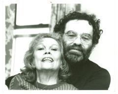 Vélez Mitchell with Fernando Arrabal