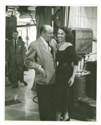 Vélez Mitchell with Felix Gertzman