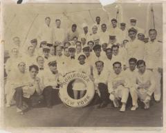 Work Crew of the Steamship Borinquen