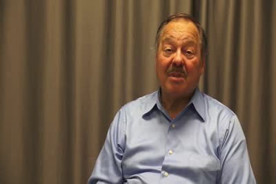 Interview with Nelson Diaz on October 14, 2015, Segment 8