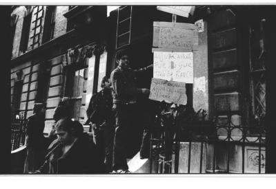Rent Strike at Brook Avenue