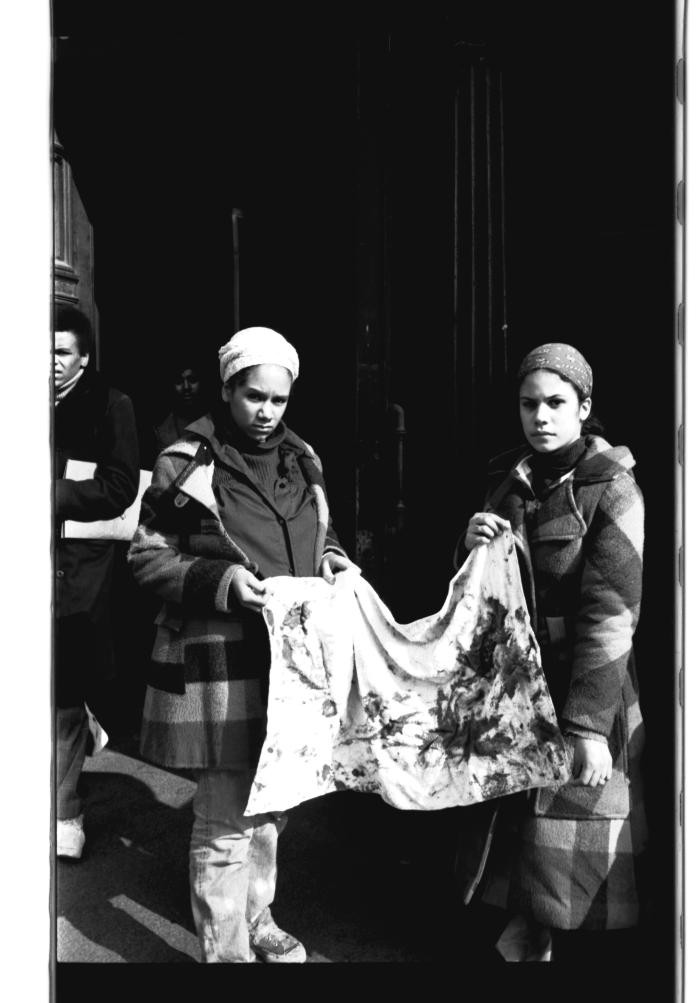 Women Residents at Brook Avenue