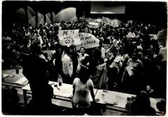 Protest Against Closing of P.S. 75