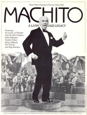 Machito: A Latin Jazz Legacy promotional materials