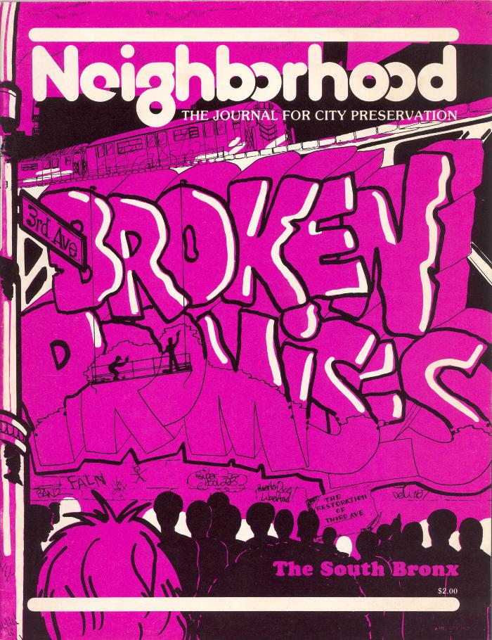 Neighborhood: The Journal for City Preservation