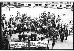 Cuban activist gathering