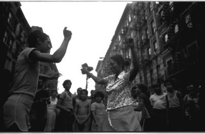 South Bronx residents