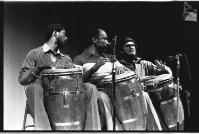 Latin Jazz musicians