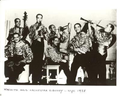 Machito and Orchestra Siboney