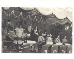 Machito with his orchestra