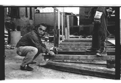 Longwood Avenue resident working in construction
