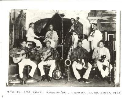 Machito and Grupo Redención
