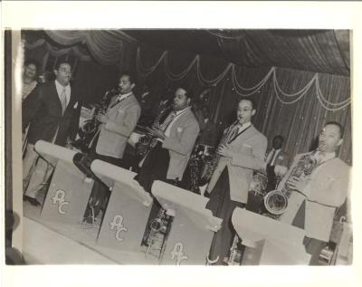Machito and his orchestra