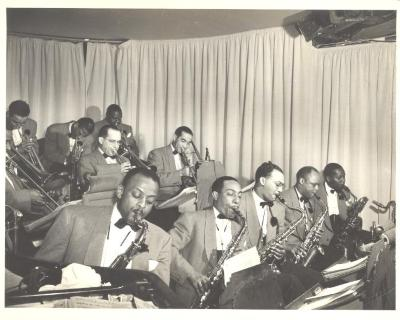 Duke Ellington at the Hurricane