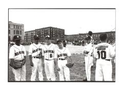 Boys' baseball team