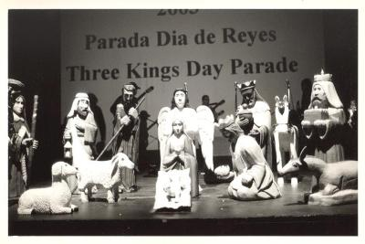 Parada Dia de Reyes / Three Kings Day Parade