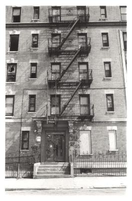 Bronx apartment building