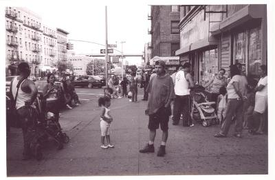 South Bronx community