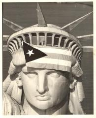 Puerto Rican activist takeover of the Statue of Liberty