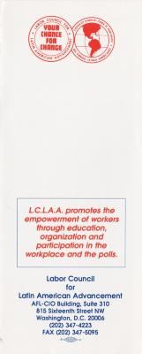 LCLAA/ The Labor Council for Latin American Advancement