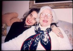 Francey and her mother Anita