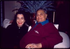 Francey and Carlos Ortiz' father Gonzalo