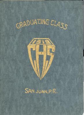 Graduating Class 1919