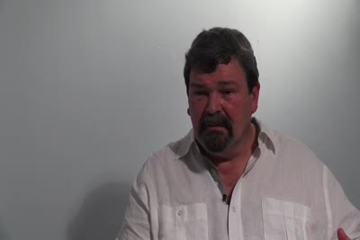 Interview with Bill Aguado on August 14, 2013, Segment 5