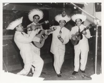Johnny Rodriguez and his group