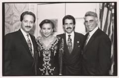 Entrega de Premios Hombre y Mujer del Año 1991/ Social Event, Woman & Man of the Year 1991