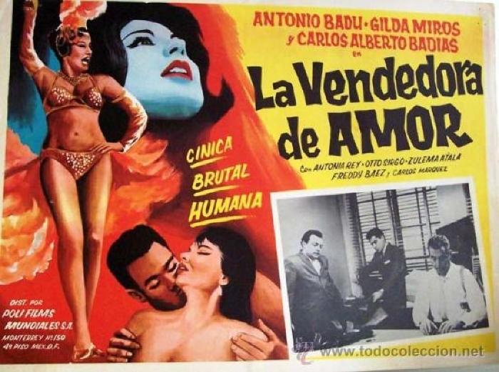 La Vendedora de Amor / The Saleswoman of Love