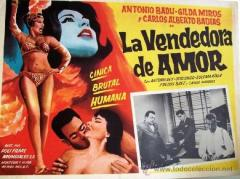 La Vendedora de Amor / The Saleswoman of Love