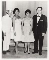 Celia Cruz, Lucecita Benitez, Lucho Gatica and Rolando La Serie