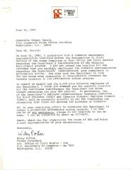 Amendment Hearings, Civil Service Reform Act of 1978