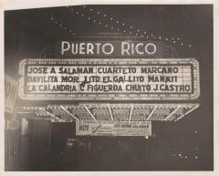 Puerto Rico Theater