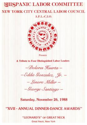 A Tribute to Four Distinguished Labor Leaders