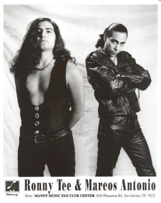 Ronny Tee & Marcos Antonio