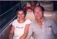 Eddie González and Helen Rodríguez-Trías