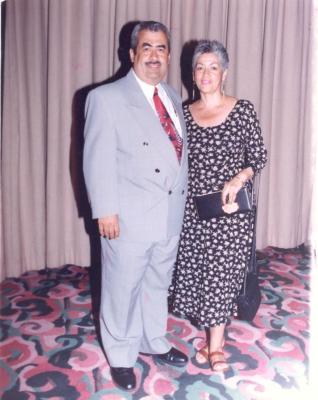 Linda A. Rios at right