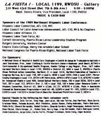Northeast Hispanic Labor Conference