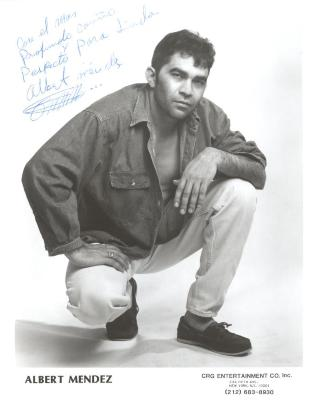 Albert Mendez
