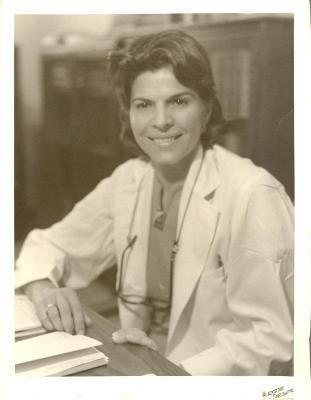 Portrait of Dr. Helen Rodríguez-Trías