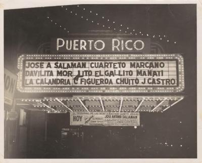 Puerto Rico Theater