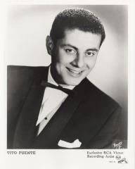 "Tito Puente, ""The King of the Timbales"""