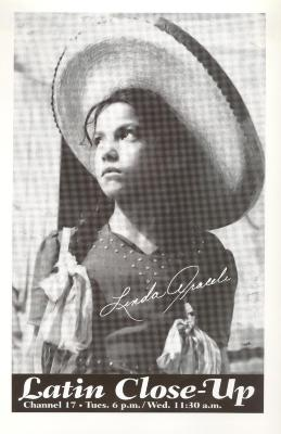 Latin Close-Up promotional advertisement