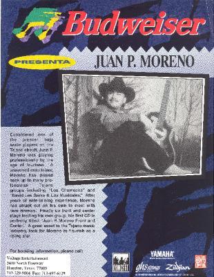 Juan P. Moreno biography