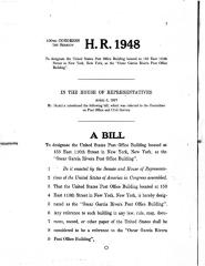 H.R 1948 100th Congress 1st Session